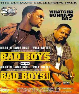 Bad Boys 1-2 แบดบอยส์ คู่หูขวางนรก 1-2 Full HQ ทุกภาค Encode From 4K Remastered