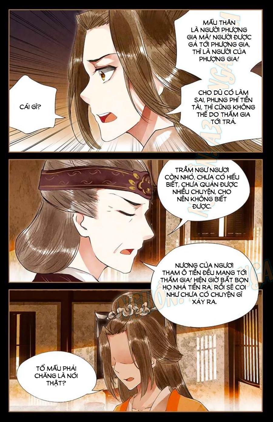 Thần Y Đích Nữ – Chap 38