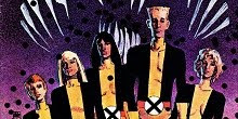 The New Mutants  ©Marvel