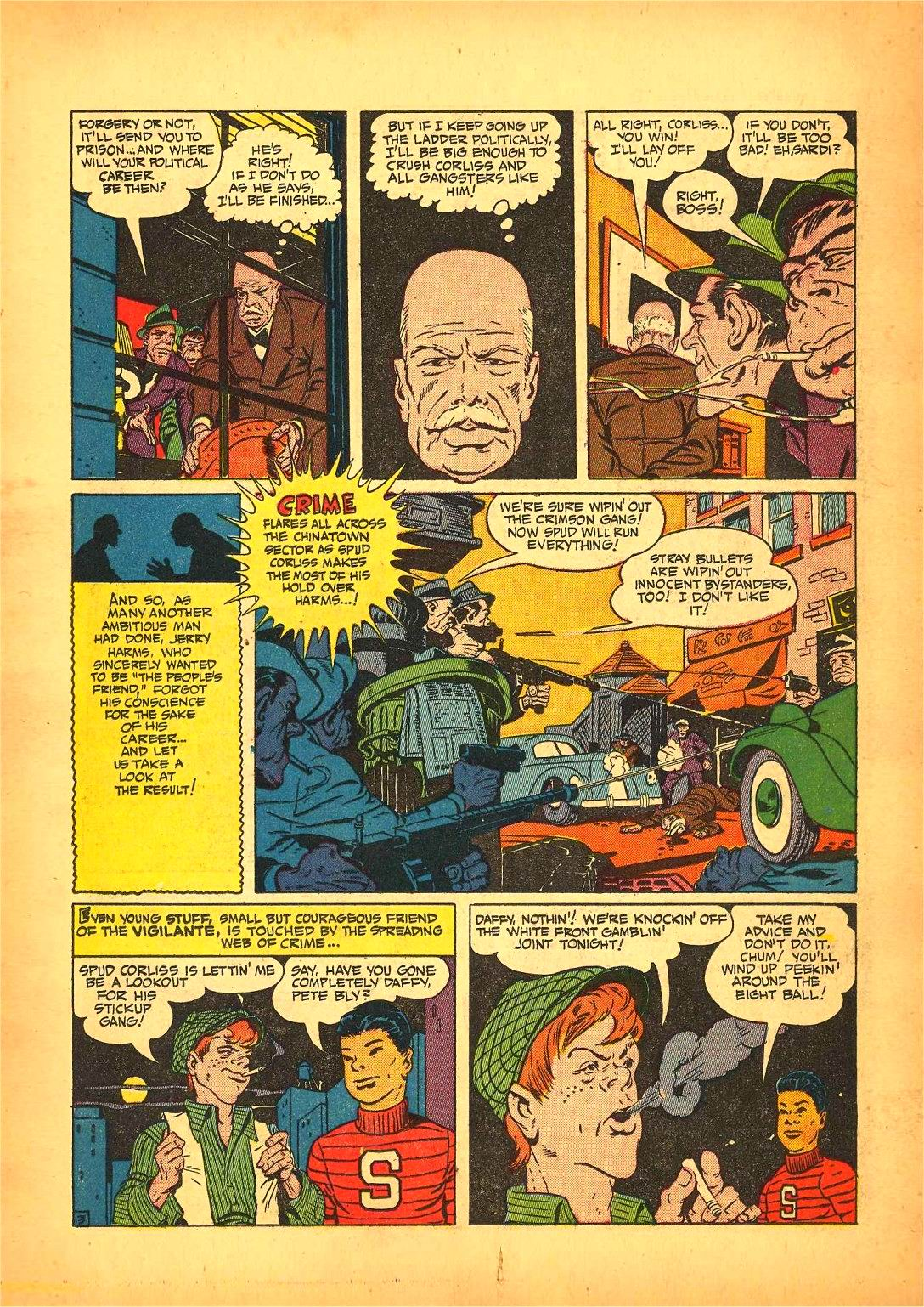 Read online Action Comics (1938) comic -  Issue #50 - 27
