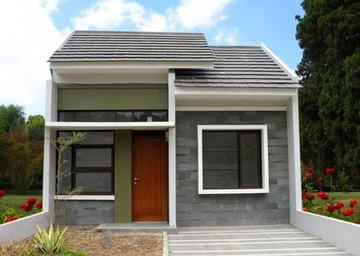 teras rumah type 36 minimalis