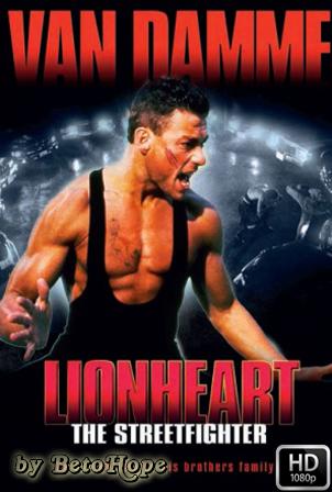 Lionheart El Luchador [1080p] [Latino-Ingles] [MEGA]