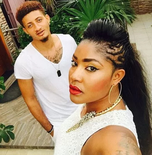 angela okorie secret boyfriend