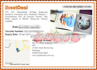 Terjebak Membeli | Photobook A3 Poster Prints & 40-Page Imagewrap Hardcover Photobook