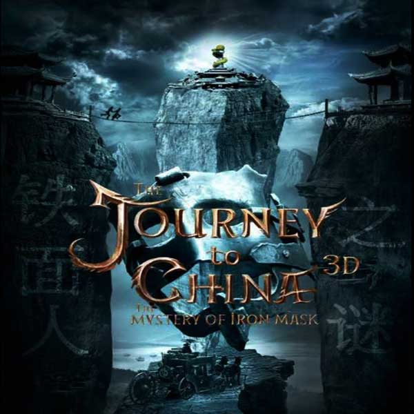 Journey to China: The Mystery of Iron Mask, Journey to China: The Mystery of Iron Mask Synopsis, Journey to China: The Mystery of Iron Mask Trailer, Journey to China: The Mystery of Iron Mask Review