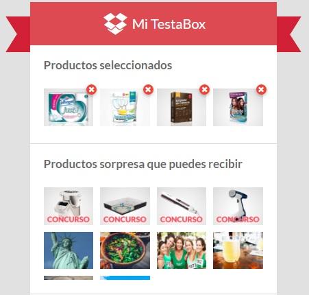 TestaBox febrero 2017: mi selección
