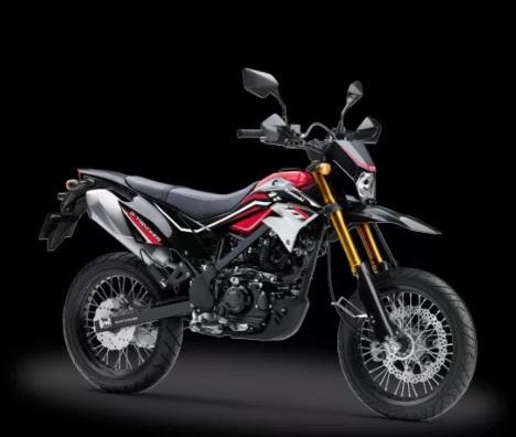 Harga dan Spesifikasi Kawasaki Dtracker 150