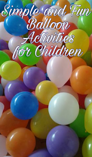 Simple and Fun Balloon Activities for Children