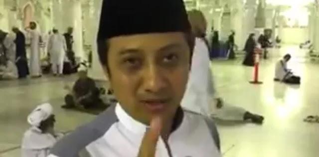Yusuf Mansur Masuk dalam Tim Kampanye Jokowi-Ma'ruf Amin