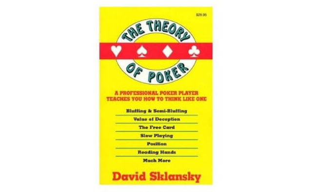 Best Poker Beginner Books The Theory of Poker