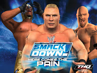 WWE SmackDown Computer Software