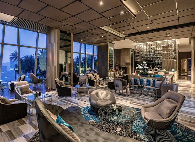 Sự hoàn mỹ trong thiết kế khách sạn InterContinental Nha Trang
