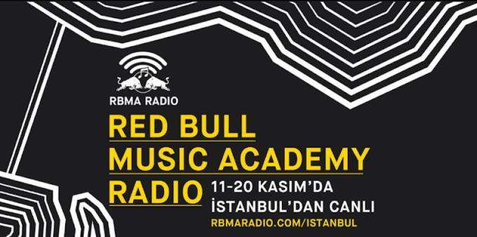Red Bull Music Academy Radio İstanbul Hadisesi