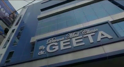 Dibuka Klinik Kecantikan dr. Geeta,Terbaik, Berpengalaman dan Profesional