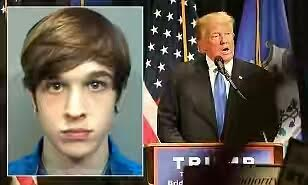 Student Arrested After Tweeting He Would Bomb Trump's Rally
