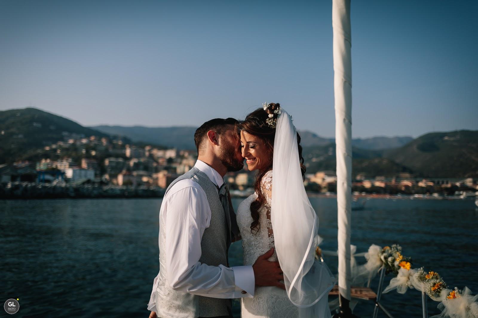 Organizzazione matrimonio al mare