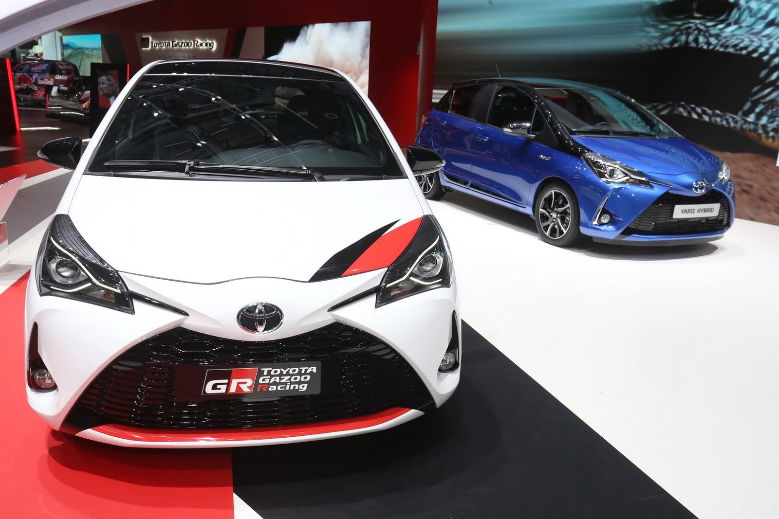 Toyota Yaris Trd Limited Harga Grand New Avanza Di Pontianak Grmn Will Be To 400 Units In Europe