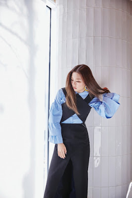 Seulgi Red Velvet Allure March 2016