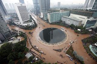 jakarta banjir nih
