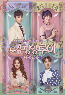 Sinopsis Drama Shopping King Louie