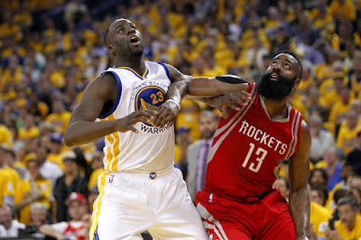 NBA : Warriors-Rockets Game 3 on TNT