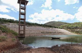 Água da Transposição pode chegar à Campina Grande na noite da próxima quarta-feira