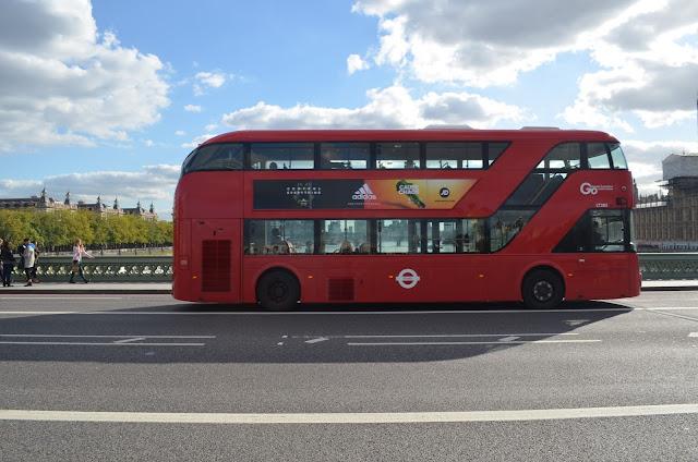 ônibus da Europa