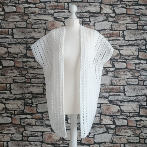 Carefree Cardigan - Free Pattern