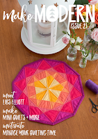 Make Modern Digital Quilting Magazine Issue 21