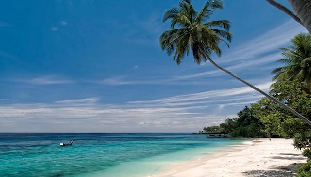 Pantai Sumur Tiga, Keindahan Tersembunyi Di Pulau Weh