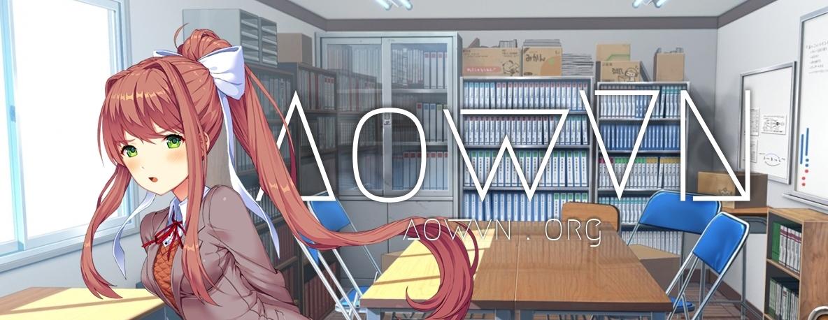 AowVN.org min%2B%25281%2529 - [ Hình Nền ] Game Doki Doki Literature Club Cực Đẹp | Wallpaper