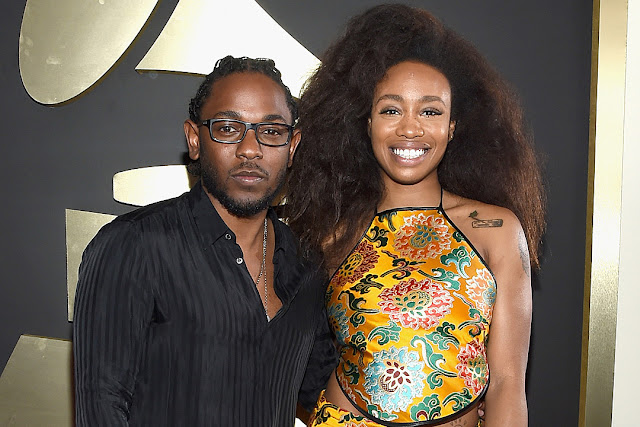 "Kendrick Lamar & SZA Launch Lead Single From TDE-Produced ""Black Panther"" Soundtrack"