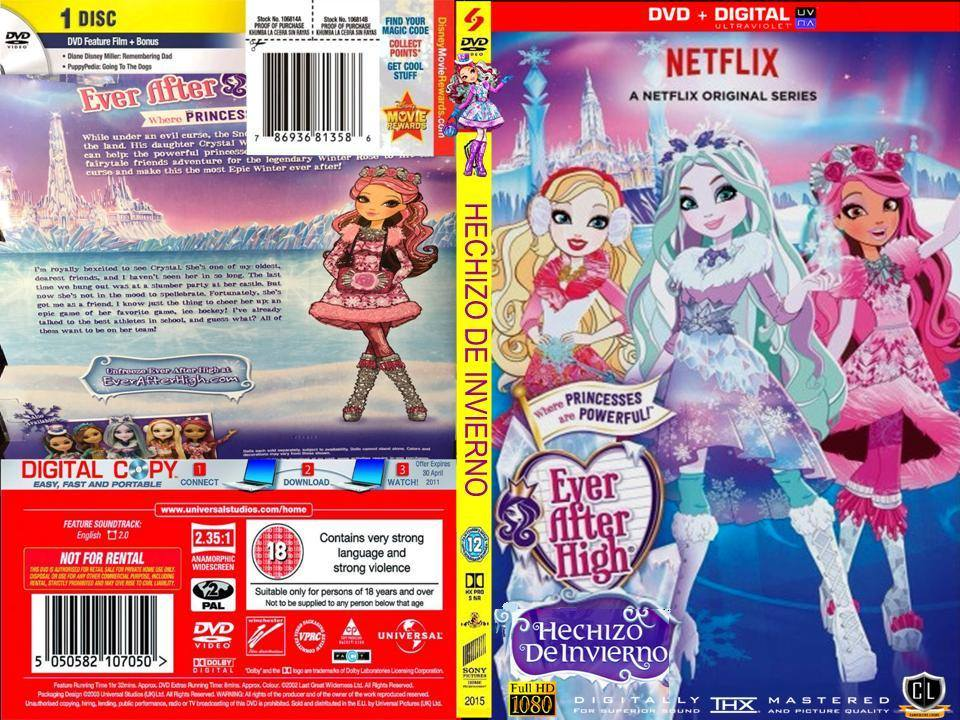 Ever After High💖👑Thronecoming💖👑FULL CARTOON MOVIE💖Ever ...