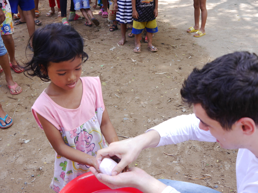 CFI Kinderhilfe, Kinderdorf Light of Hope Kambodscha, Leonie Lutz vom Blog Minimenschlein im Kinderdorf in Kambodscha