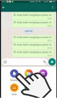 Cara Mengirim Foto Kualitas Asli Di WhatsApp