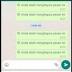 Cara Mengirim Foto Dengan Kualitas Asli Di WhatsApp sehingga Gambar benar benar asli