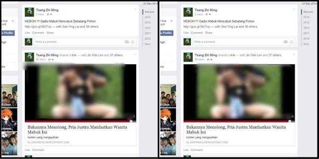 Cara stop bagikan video porno di facebook