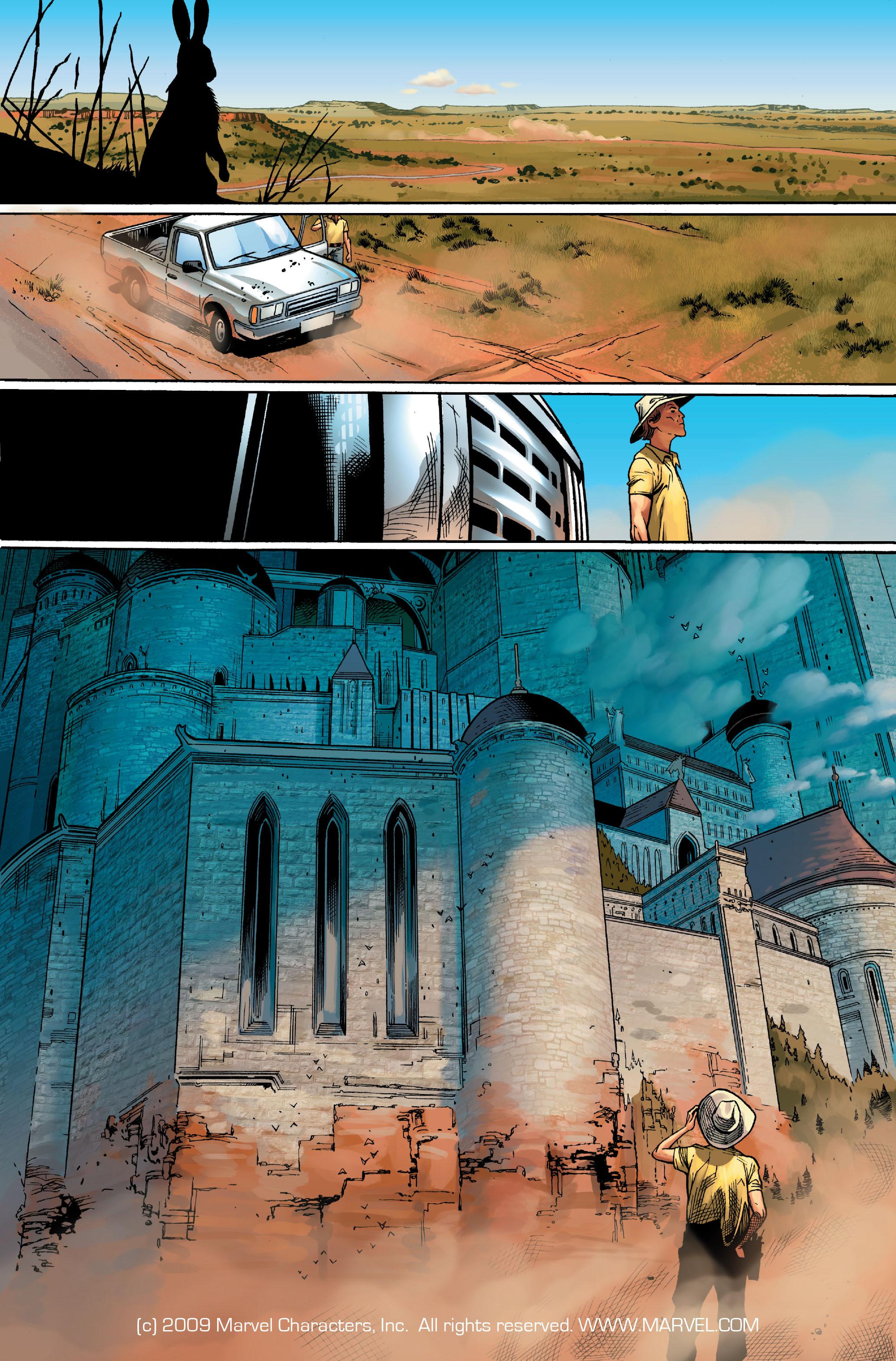Thor (2007) Issue #5 #5 - English 2