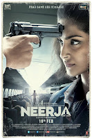 Neerja 2016 Hindi DVDScr Full Movie Watch Online And Download