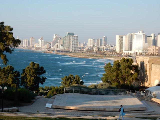Skyline, Tel Aviv-Yaffo, Israel, Medio Oriente, Elisa N, Blog de Viajes, Lifestyle, Travel