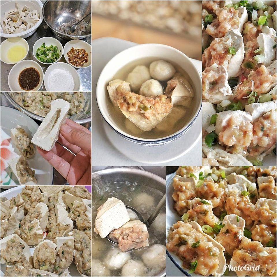 Resep Cara Membuat Shrimp and Tofu Soup