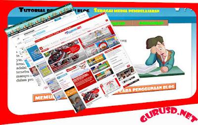 Aplikasi Panduan Pembuatan Blog Sebagai Media Pembelajaran Untuk Guru