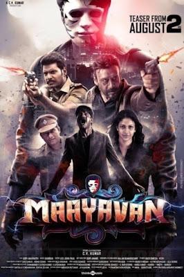Maayavan 2017 Dual Audio Hindi 300Mb 480p Movie Download