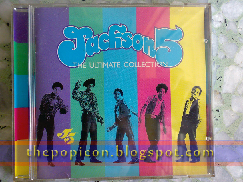 Ultimate Collection Jackson 5: The Pop Icon Blog: Royal HIStory Collection Of King Of Pop
