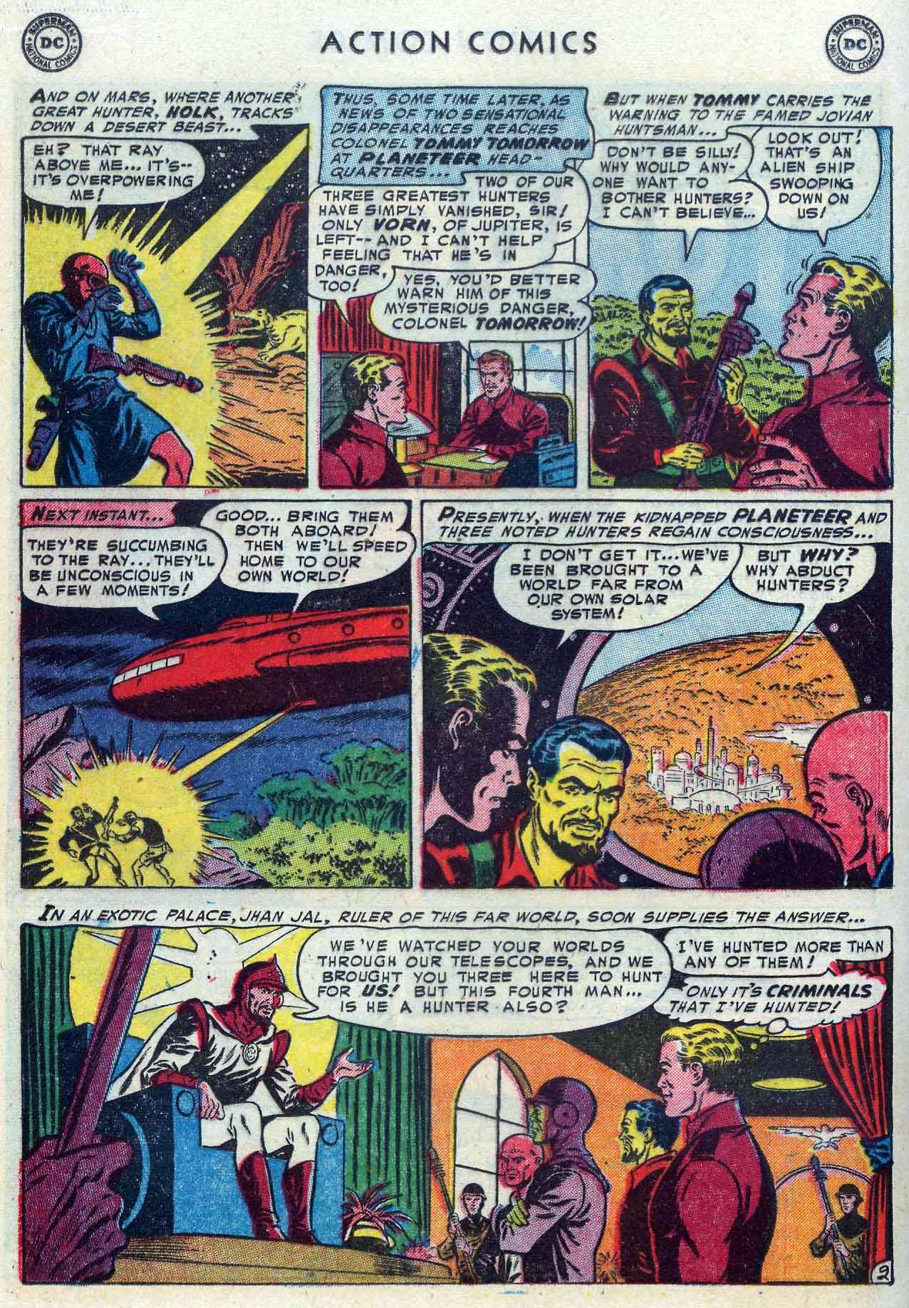 Action Comics (1938) 190 Page 25