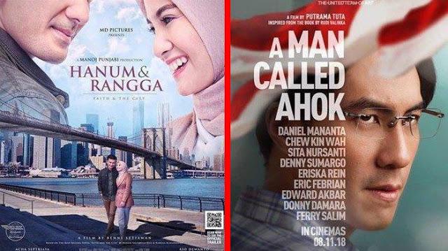 Film Ahok vs Hanum Rangga: Bioskop Rasa Pilpres
