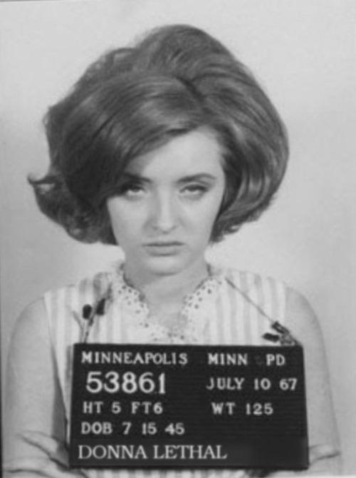0b91b063425 Donna Lethal, July 10, 1967   BlueisKewl