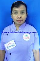 Penyalur Suyati Pekerja Asisten Pembantu Rumah Tangga PRT ART Jakarta