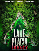 Mandíbulas 6: El Legado (Lake Placid: Legacy) ((2018)