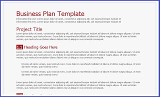free business plan software